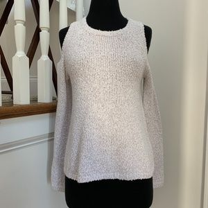 Abercrombie cold shoulder sweater Sz kids 13/14